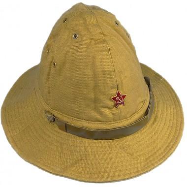 Панама «Афганка» защитного цвета (новодел)