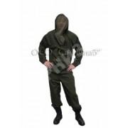 Костюм Маскхалат с противоэнцефалитной с сеткой (куртка+брюки) (расцветка в ассортименте)